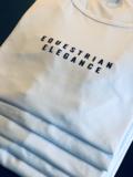 T-Shirt Equestrian Elegance_