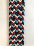 Braided Belt NR.6 - AQUA BLENDED_