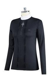 Animo Long sleeve Shirt BIAVE Black
