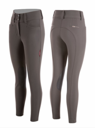 Animo Woman's THERMO  Riding Breeches NEAT Color NAVY
