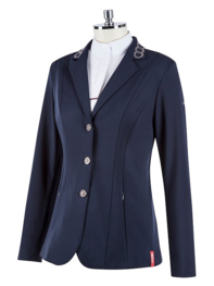 Animo Woman's Competition Jacket LUCHE - Black