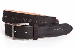 Animo Leather Belt -  HALINA