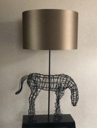 LAMP CHEVAL ( Compleet )