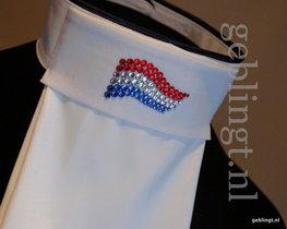 Plastron - Stock Tie - Holland Flag