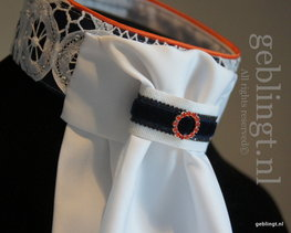 Plastron - Stock Tie - Special Go for Rio