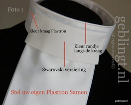 Design your own Plastron
