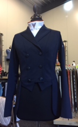 Animo Leci Showjacket Costum NAVY