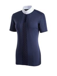 Animo woman's short sleeves polo BARTIS SW (Navy)