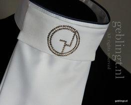 Plastron - Stock Tie - Geblingt Logo