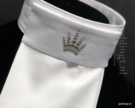 Plastron-Stock-Tie  Crown