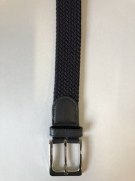 Braided Belt NR.1 NAVY