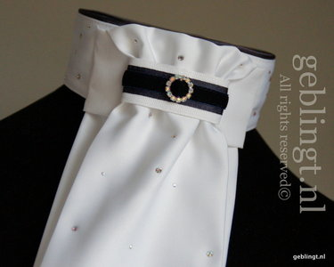Plastron - Stock Tie Special - Rozalie