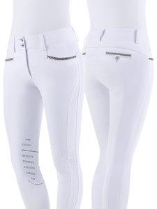 Animo woman's breeches NESCI (White Full Grip)