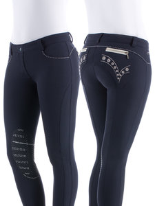 Animo woman's riding breeches NTD (Navy)