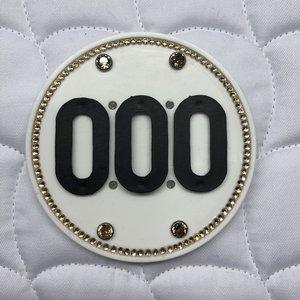 Swarovski Competition Number - Gold