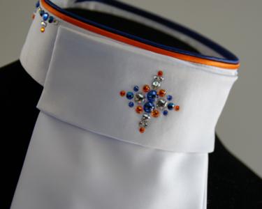 Plastron-Stock-Tie Eye for Detail